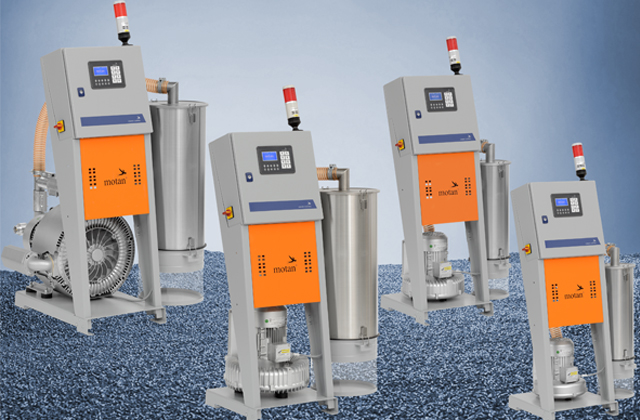 METROVAC SG - The compact solution for small conveying systems